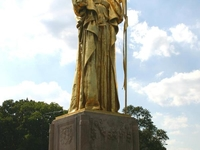 Estatua De La República