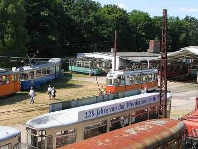 Hannoversches Strassenbahn Museum
