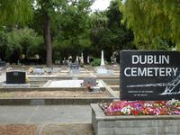Dublin Pioneer Cemetery