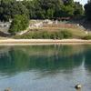 Remains Of A Roman Villa On Brijuni