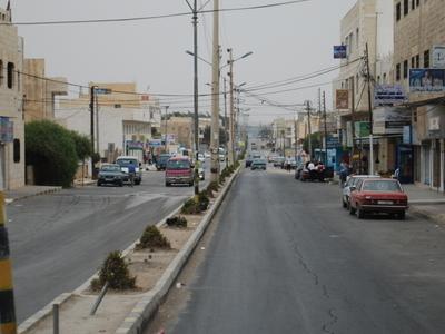 A Street In Karak