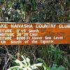 Lake Naivasha Location
