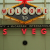 Welcome To Las Vegas Sign In Terminal 3