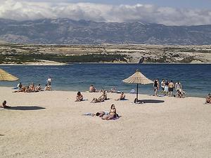 Zrće Beach