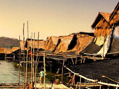 Ubonratana,nearly Khon-Kaen