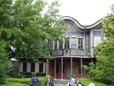 Bulgaria Plovdiv Ethnographic Museum