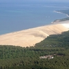 Aerial View Of The Dune Of Pilat