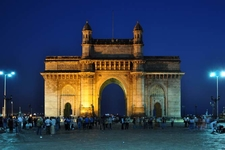 Gateway Of India At Dusk