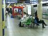Chiyoda Line Platforms