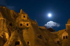 Cappadocia At Night