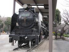 D51 853, February 2011