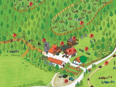 Karta Rizvan City 1000