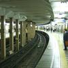 Ginza Line Platforms