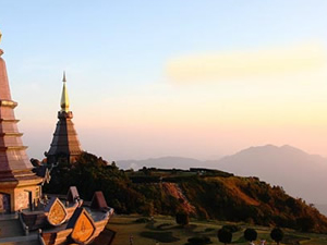 Day Trip to Doi Inthanon the Highest Point in Thailand Photos
