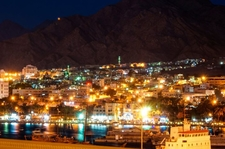 14 Aqaba By Night