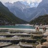 Yak And Cascading Pools