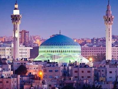 4  Mosque In Amman