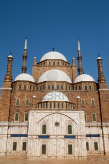 5183429 Exterior View Of Mohammed Ali Mosque Cairo Egypt