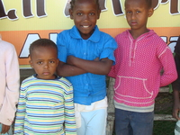 5 Orphanage Kids