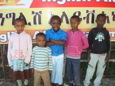 5 Orphanage Kids