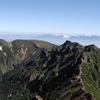 Mount Iō And Mount Yoko From Mount Aka