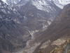 The Valley Of Bhote Koshi
