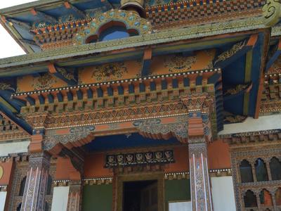 Khamsum Valley Temple