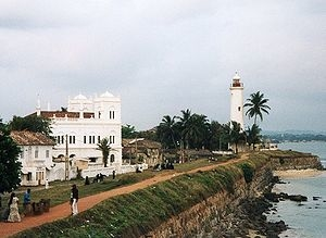 Dutch Fortress Galle