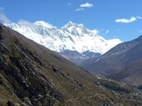 Everest Peak