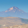 Distant View Of Mount Erciyes