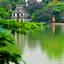 Hoan Kiem Lake-Peaceful Lake In Hanoi