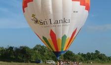 Hot Air Balloon Over Kandalama 0