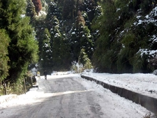 It Was 14th Of Feb 2007 The Way Towards Darjeeling