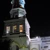 Sultan Abu Bakar Mosque At Night
