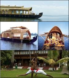 Kerala Back Waters Tour