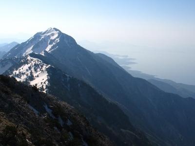 View Of Mount Cika