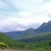 Mount Kujū From Makinoto Pass