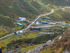 Amazing North Sikkim on Motorbike Fotos