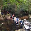 River Crossing Near Kuala Juram