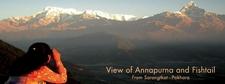View Of Annapurna Pokhara