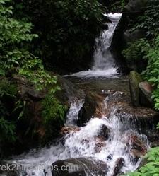 Waterfall Annapurna