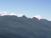 Yatsugatake Mountains From Mount Tateshina