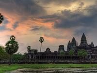 Angkor Wat Bueatiful