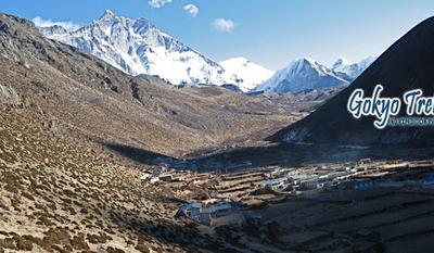 Chhukung Ri Peakclimbing
