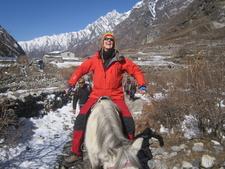 Horse Ride Langtang