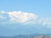 Mount Wilis Viewed From Trenggalek