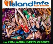 Island Info - Full Moon Party Experts