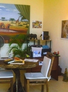Wild Kenya Safaris Office @ Centre Point Mall (Nakumatt) In Diani Beach, Kenya
