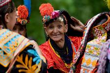Kalash Festival Hapiness