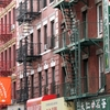 Fire Escapes On Mott SStreet